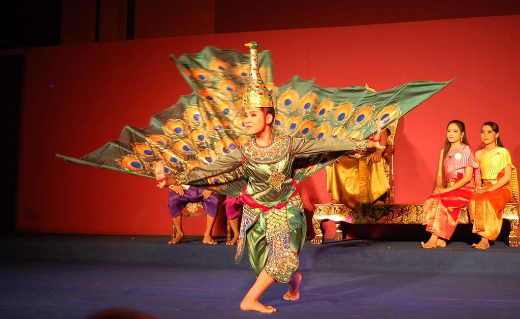 Khmer Culture, Khmer Opera Phnom Penh Cambodia