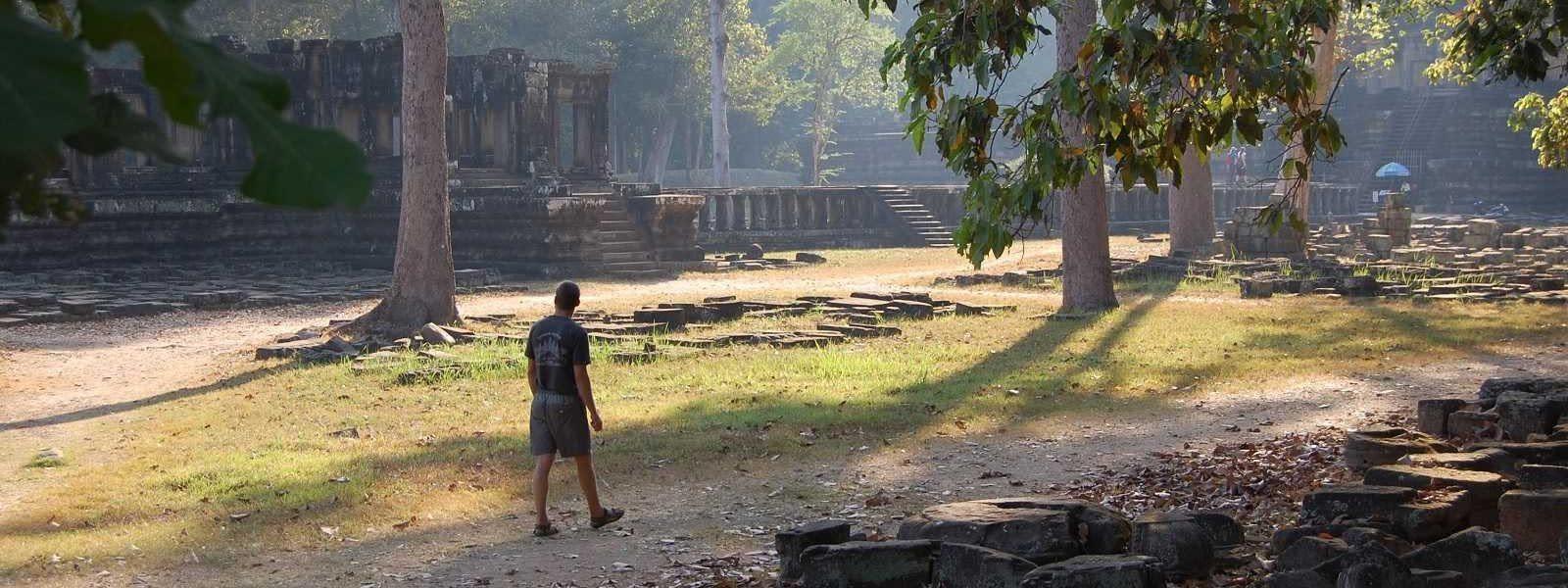 Baphuon Secret Angkor Temple