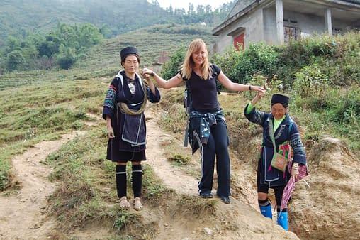 Black Hmong Ethnic Minority