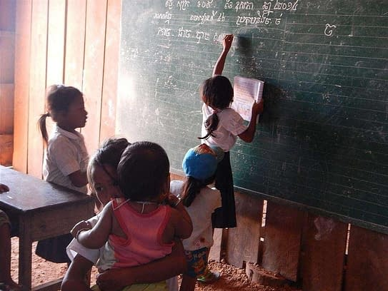 Poor Learning Conditions at Previous School