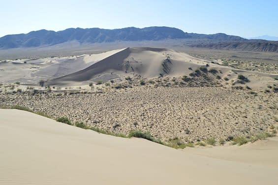 Altyn Emel Sand Dunes
