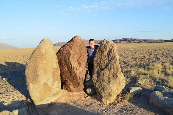 menhir stones