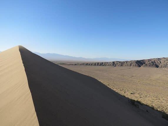 Sand Dune Ridge Line