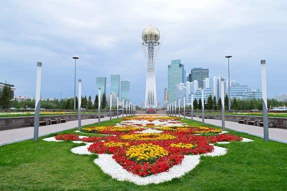Bayterek Nur-Sultan Kazakhstan