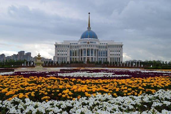 Ak Orda Presidential Palace Nur-Sultan, Kazakhstan