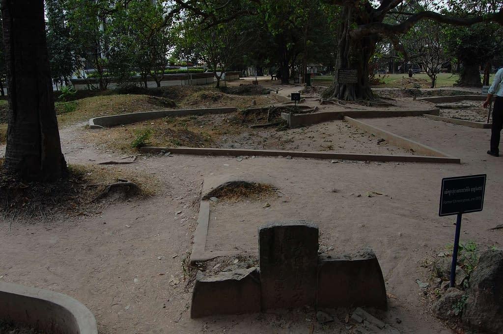 Cambodia's Killing Fields - Choeung Ek