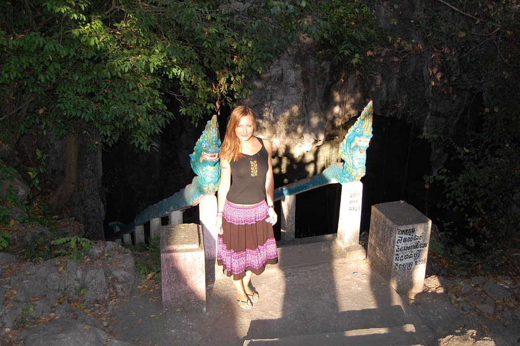 Phnom Sampeau Caves - Cambodia's Killing Fields