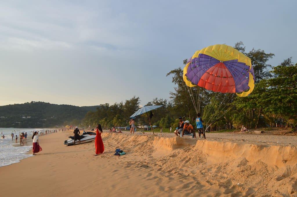 Karon Beach Activities