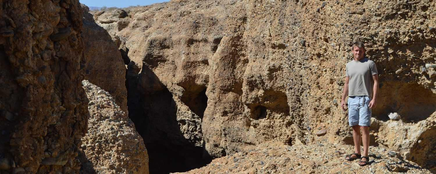 Sesriem Canyon Exploration