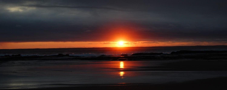Sunrise Ponta do Ouro