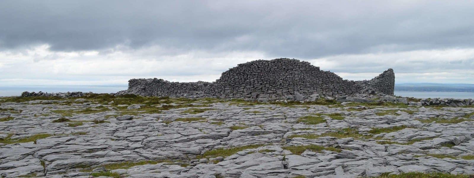 Ringforts in The Burren