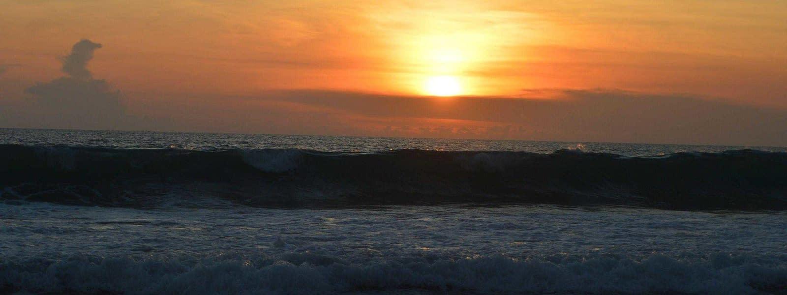 Karen Beach Sunset - Best Phuket Beaches
