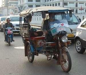 TukTuk Vientiane Things to do