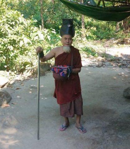 Village Holy Man