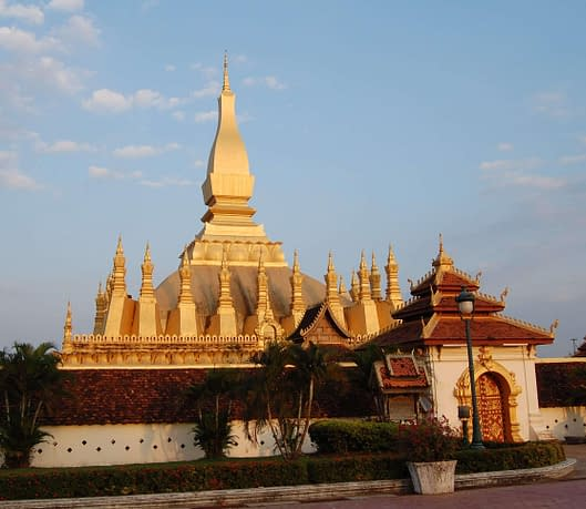 Pha That Luang Vientiane Things to Do