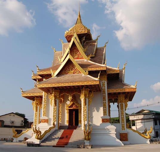 Wat Si Muang Vientiane Things to do