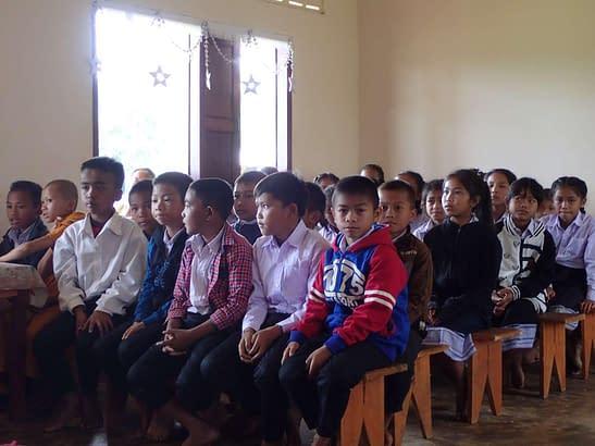 Ka Touat Laos Community Development Project