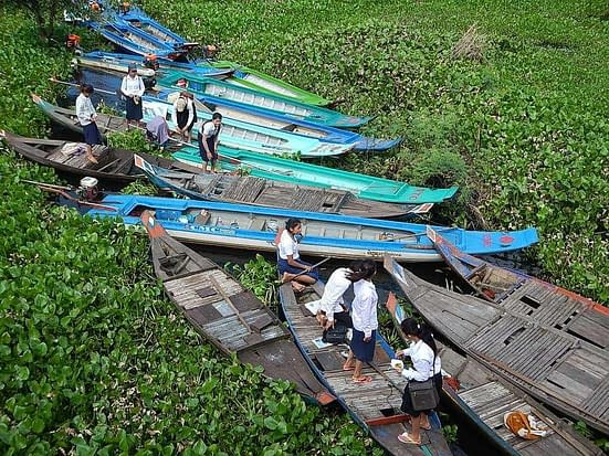 Tonle Sap Transportation issues