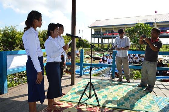 Prey Chas Cambodia Community Development Project