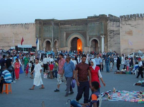 Bab al-Mansour Northern Morocco
