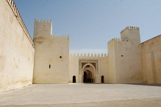 Bab Makina Plaza Fez, Morocco