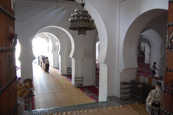 Shrine of the Zawiya Moulay Idriss II