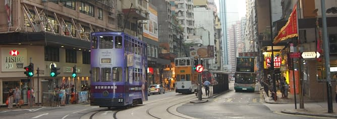 Hong Kong residency