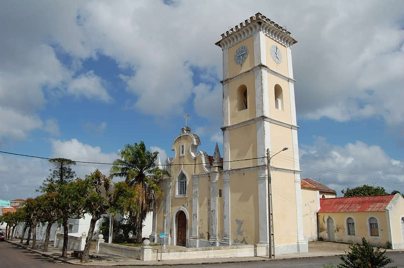 Photo Cathedral of Our Lady of the Immaculate Conception - Inhambane MOzambique